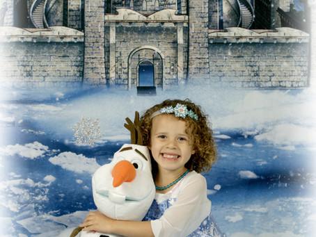 Frozen Fantasy Shoot