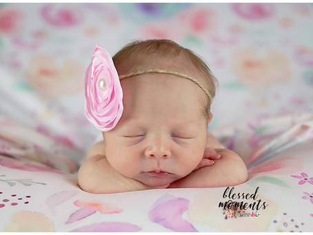 Newborn - Madeline