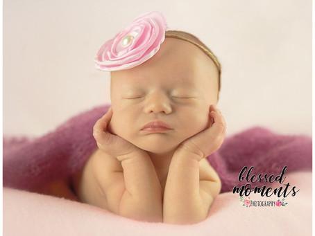 Newborn - Amelia