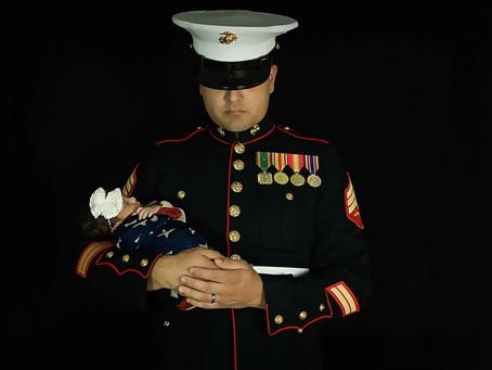Newborn - Marine Baby