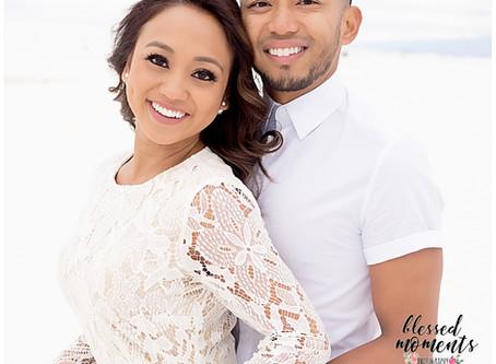 Couple Engagement Portraits - AJ and Michelle