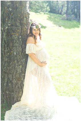 Glowing Maternity Photography