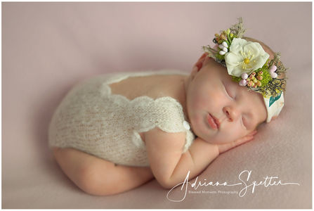 Cloudcroft Newborn Photos
