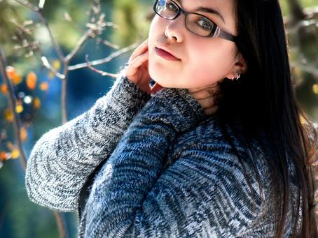 Senior Shoot - Lylia