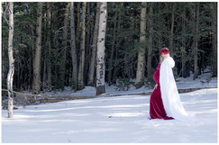 Winter Maternity Photography