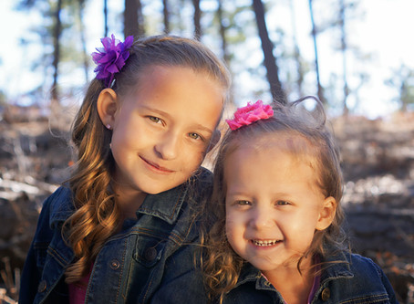 Children Portraits - Sisters
