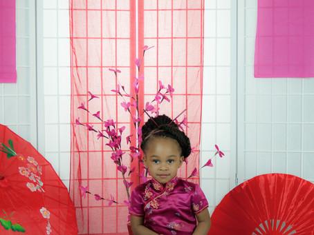 Kimono milestone shoot