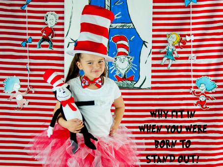 Cat in the Hat shoot