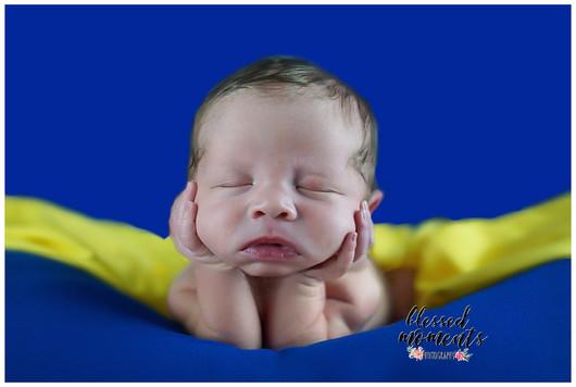 Mayhill Newborn Photos