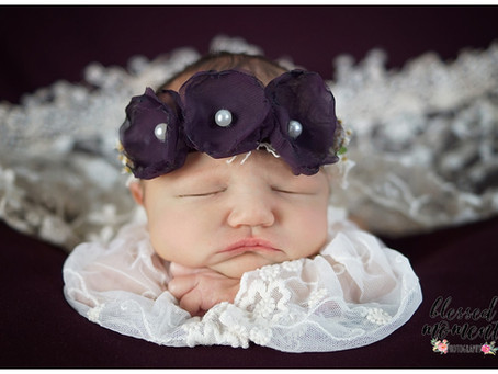 Newborn - Octavia