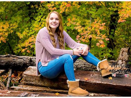 Senior Photos - Bailey