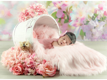 Newborn – Preparing for your shoot