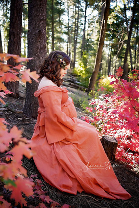 Fall Maternity in the Mountains