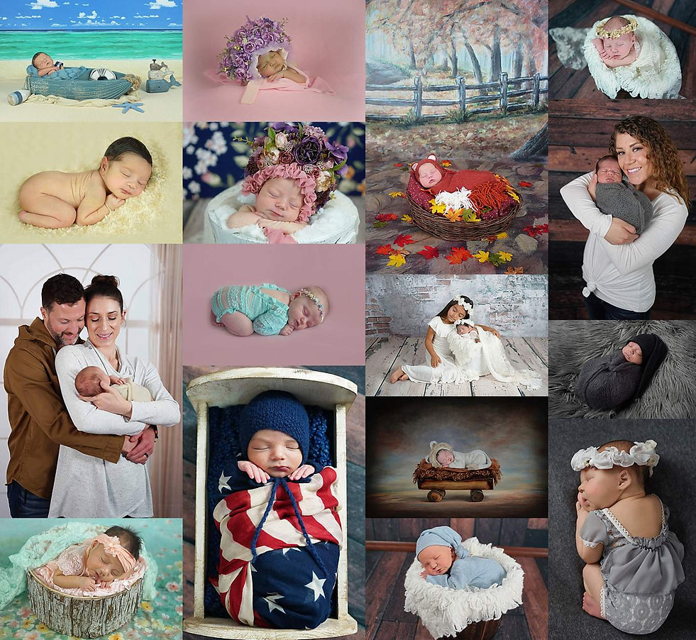 Alamogordo Newborn Photos
