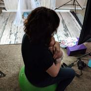 Alamogordo newborn studio photography 7