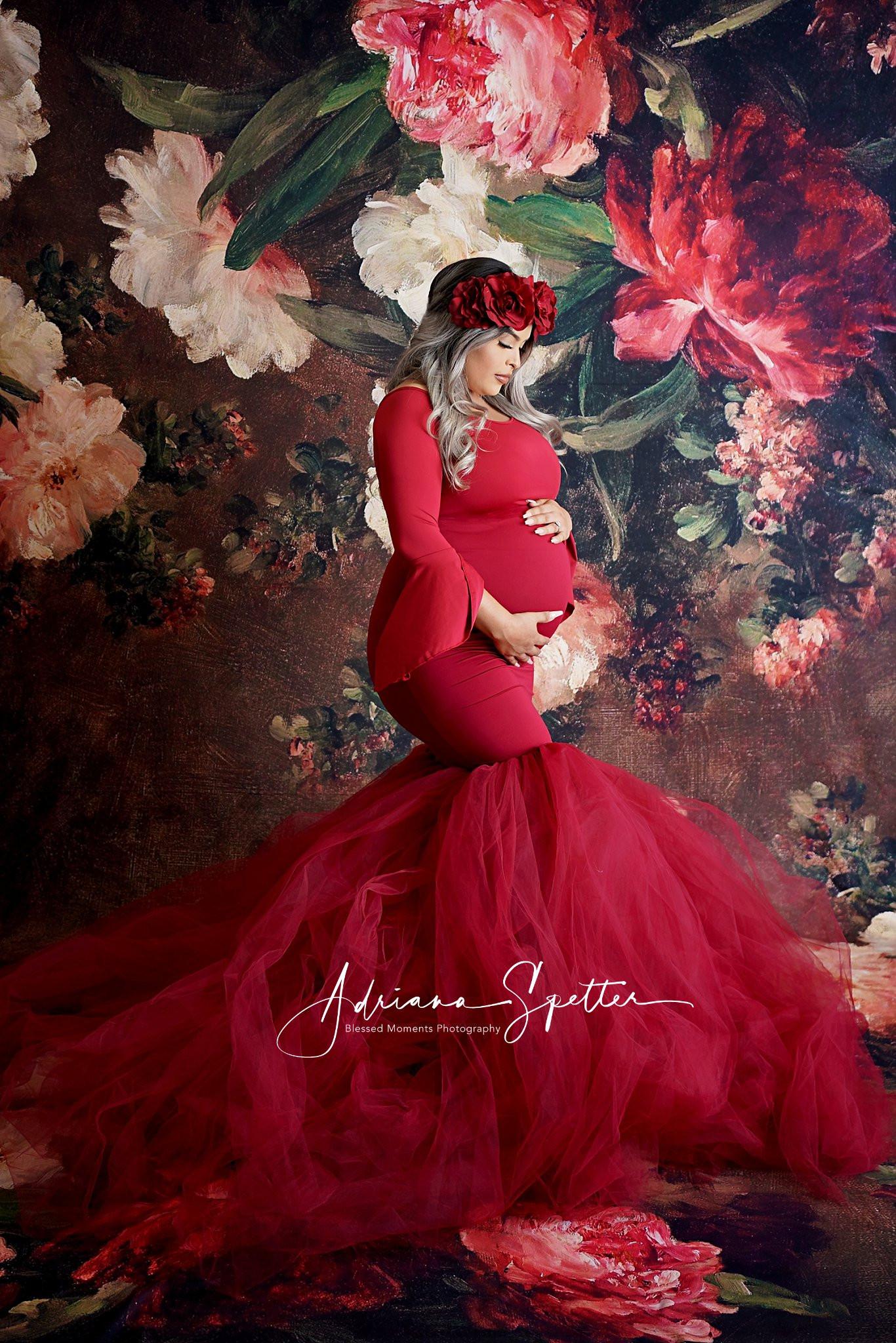 Studio or Boudoir Maternity