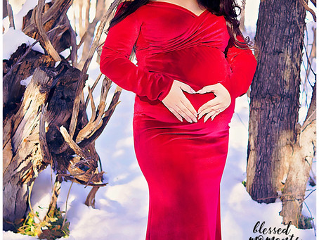 Maternity - Celina - New Year Maternity