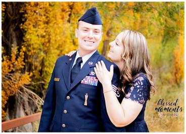 Holloman Couple Photography