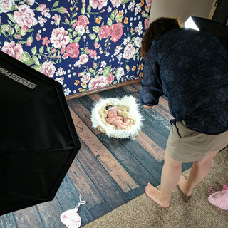 Alamogordo newborn studio photography 8