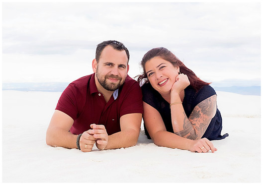 White Sands Family Photographer