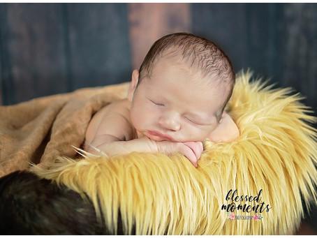 Newborn - Lil Cowboy