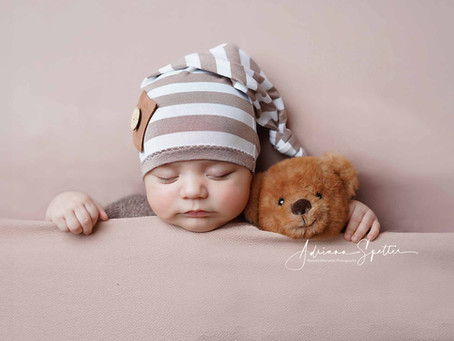 Preparing for your Newborn Session