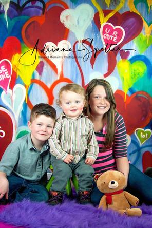 Graffatti Hearts