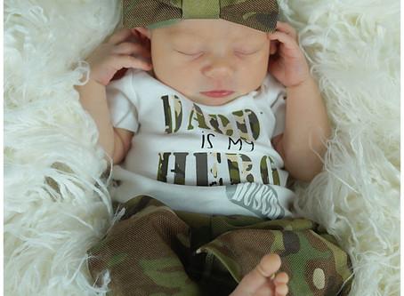 Newborn Photo Session - Rayla