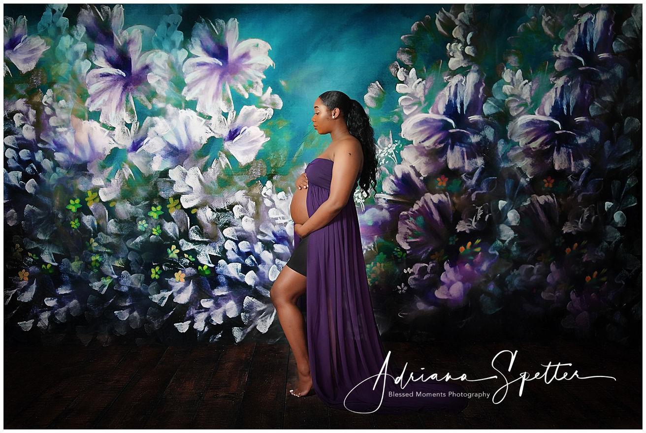 Premiere Maternity photography studio