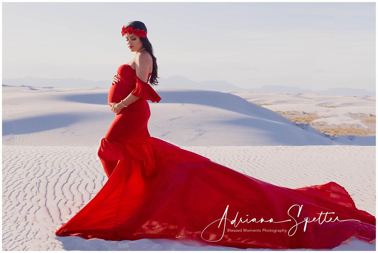 Alamogordo Maternity Photos