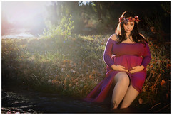 Premire Maternity Photography Creek