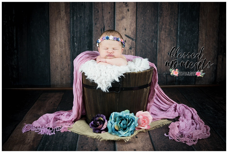 Sweet Newborn Photography