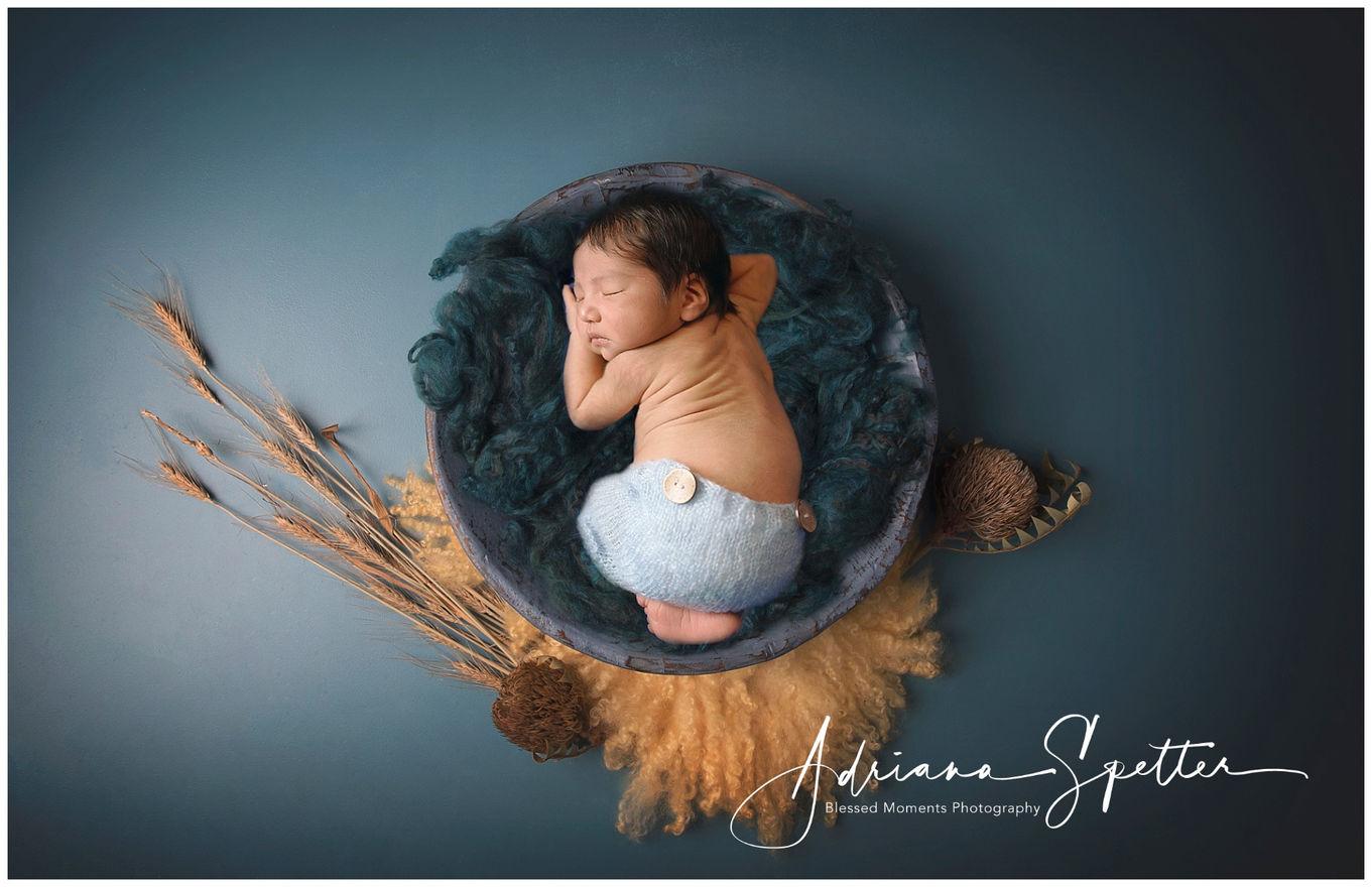 Mescalero Newborn Photography