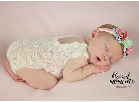 Newborn photography - Eleanor