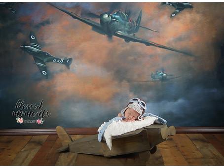 Newborn - Lil flyboy