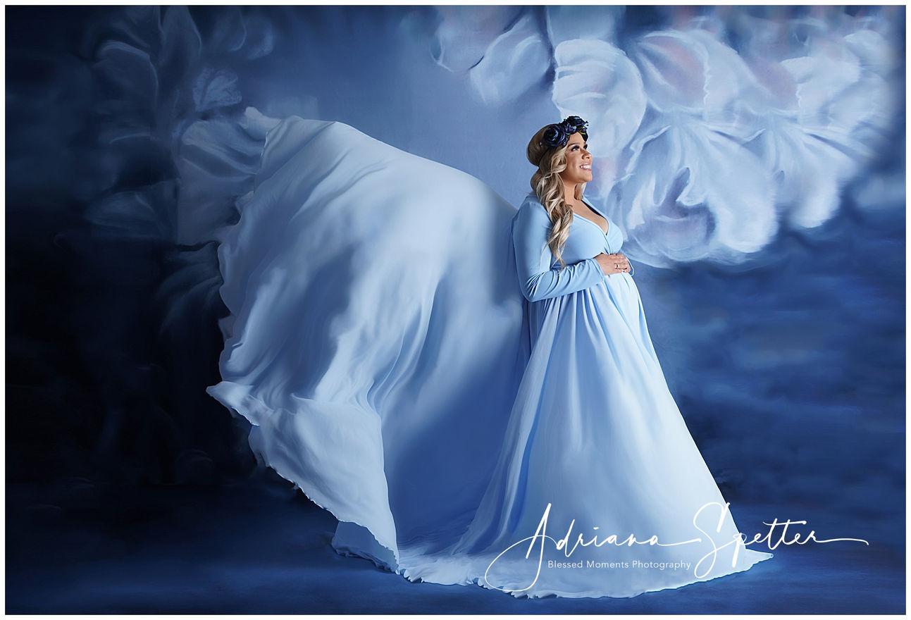 Holloman Maternity Studio photos