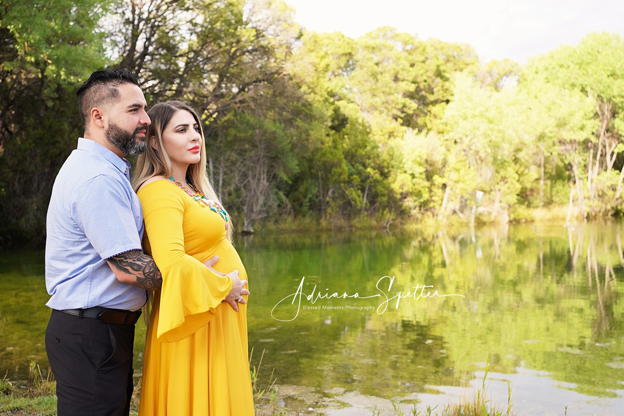 Maternity Deluxe Session