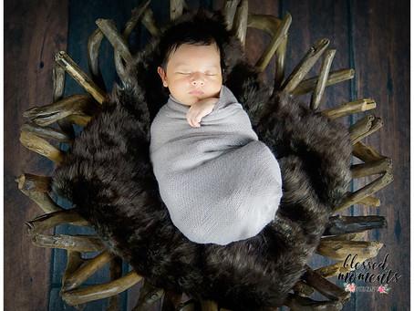 Newborn - Blaize
