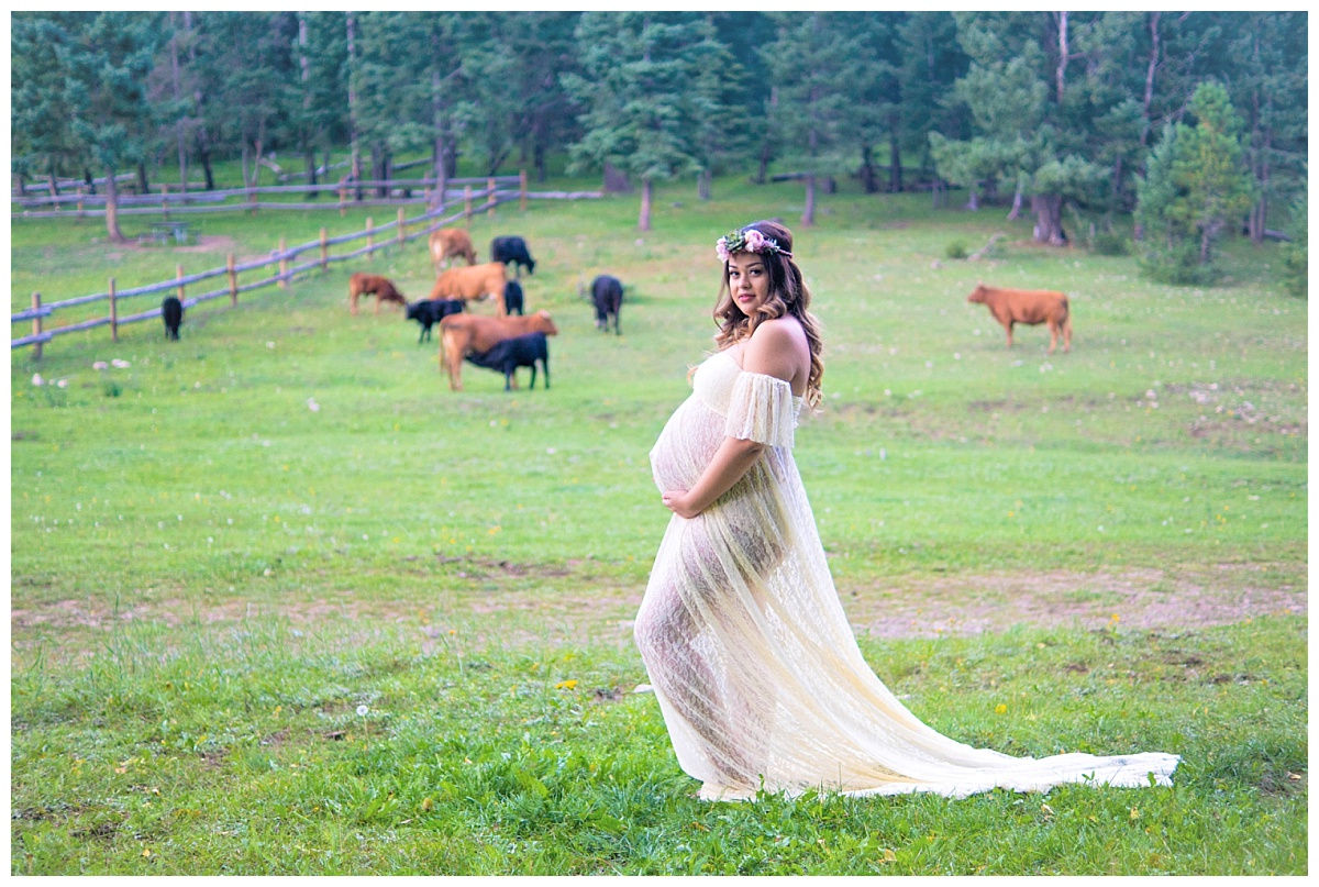 Cloudcroft Maternity Photography