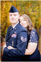 Holloman Couple Photos