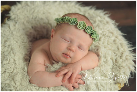 Cloudcroft Newborn Photography