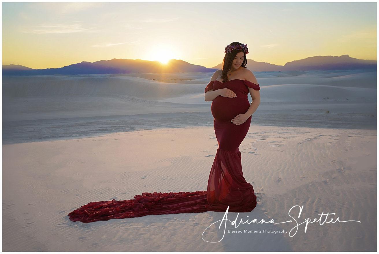 El Paso Maternity Photography