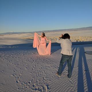 Holloman Maternity Photography