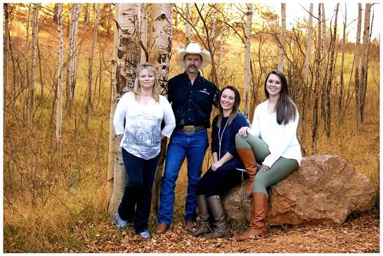Cloudcroft Family Photos