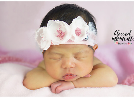 Newborn - Sara - Little Sofa Sleeper