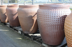 Dimpled Water Jar (XL Shown)