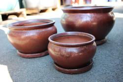 Low Garden Pot