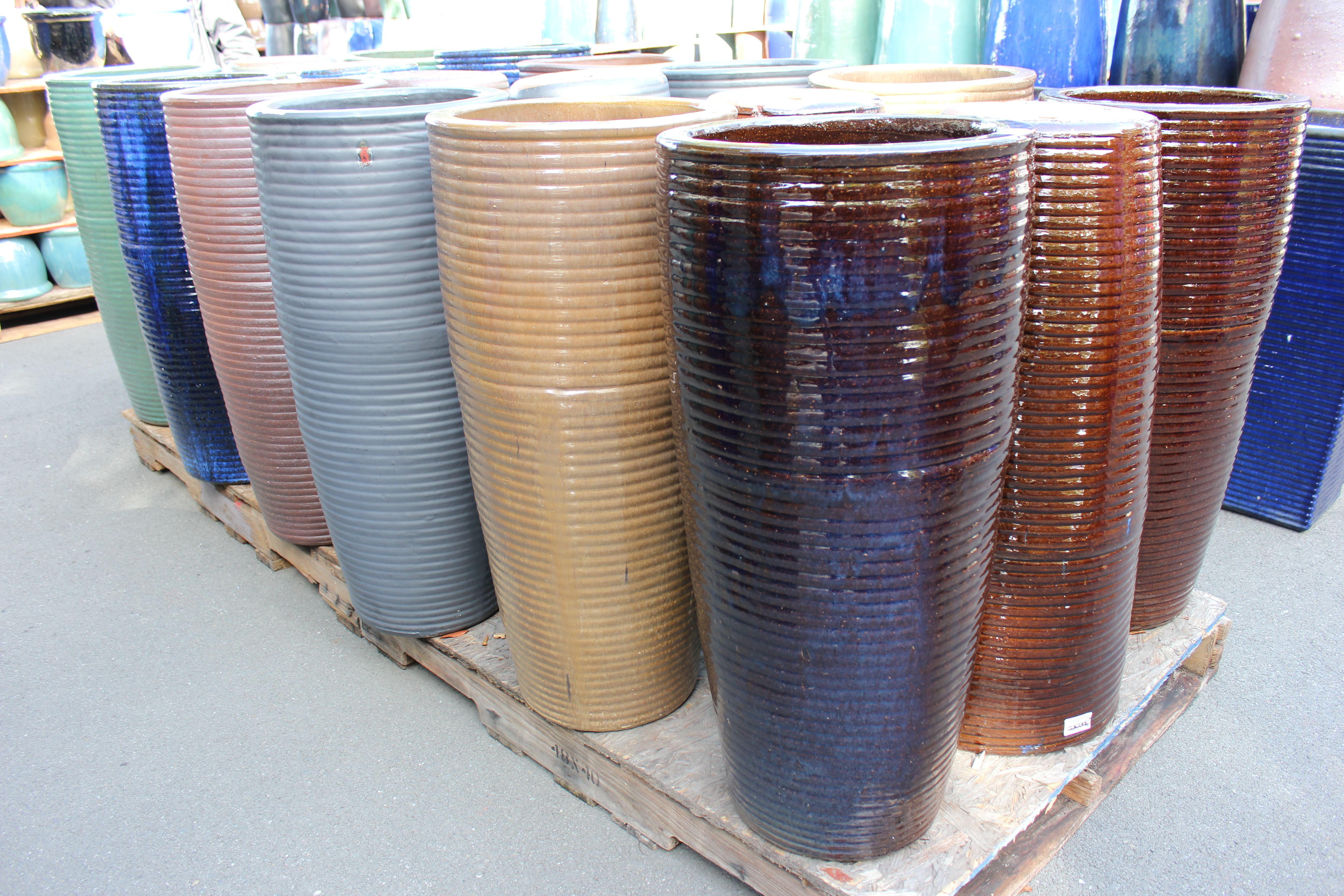 XL Tall Round Ribbed