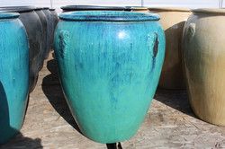 Water Jar (with Leaves)