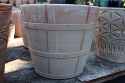 Barrel Pot